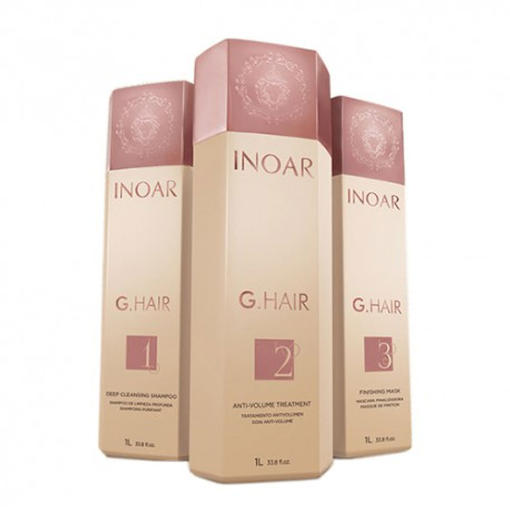 Inoar GHair keratine behandeling 1000ml