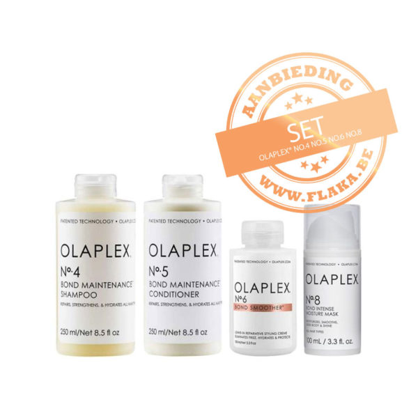 Olaplex Set No4 No5 No6 No8